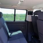 Taxi de l'Etang : wifi, tablette à l a demande