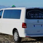 Taxi de l'Etang : pour vos déplacement en groupe jusqu' à 8 places