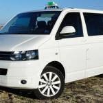Taxi de l'Etang : Véhicule 8 places